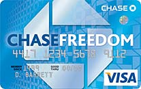 Credit Card Blog - Chase Freedom Points Visa Credit Card